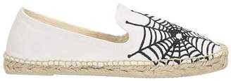 Bibi Lou Espadrille In Black Canvas