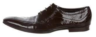 Paul Smith Patent Leather Derby Shoes