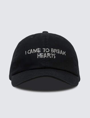 Swarovski Nasaseasons X I Came To Break Hearts Cap