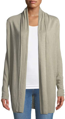 Theory New Harbor Open-Front Cardigan