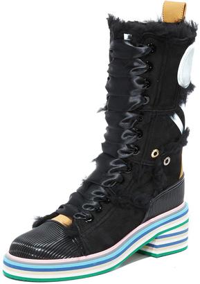 Maison Margiela Boots $1,890 thestylecure.com
