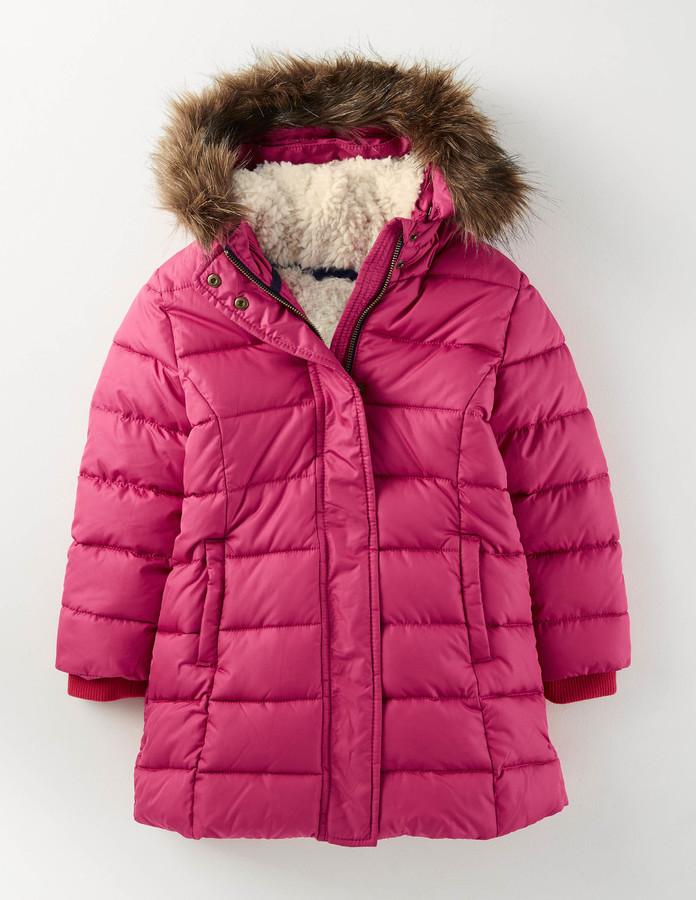 BodenLong Padded Jacket