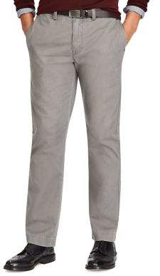 Polo Ralph Lauren Classic-Fit Plain Cotton Pants