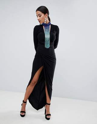 Forever Unique Insert Maxi Dress