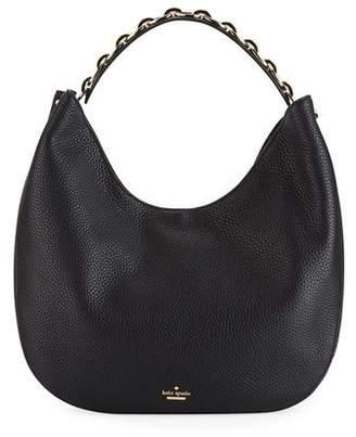 Kate Spade Murray Street Heather Zip-Top Hobo Bag