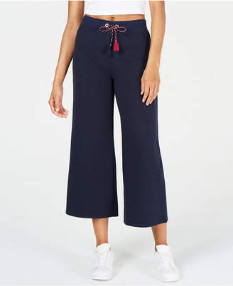 Juicy Couture Cropped French Terry Pants