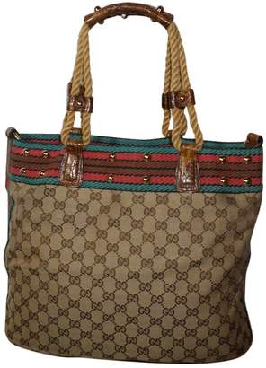 Gucci Cloth Tote