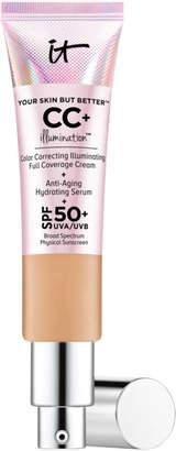 It Cosmetics CC+ Cream Illumination SPF 50+ $38 thestylecure.com
