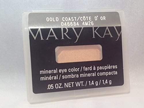 Mary Kay Mineral Eye Color - Gold Coast .05 Oz (Gold Coast) by