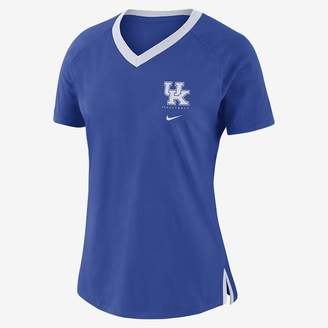 Nike Women's Short-Sleeve Top Jordan College (North Carolina)