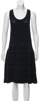 Ralph Lauren Textured A-Line Dress