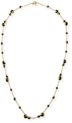 Black Diamond Marina B 18k Black Onyx & Necklace
