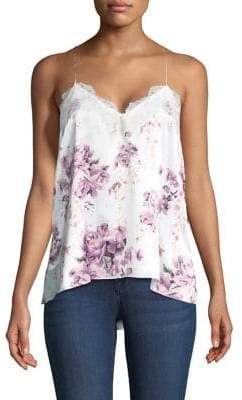 CAMI NYC Floral Lace Camisole