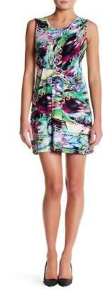 Papillon Print Dress