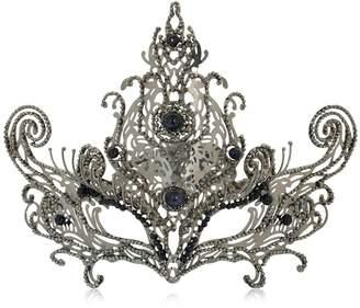 Rosantica Venezia Beaded Mask
