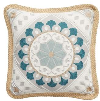 Levtex Omara Crewel Stitch Accent Pillow