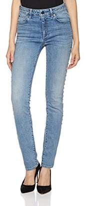 Hale Women's Elba Iconic Straight Leg Jean with Studs