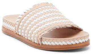 Sigerson Morrison Aoven Woven Slide Sandal