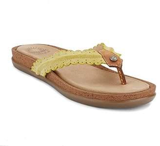 G.H. Bass & Co. Women's Samantha Wedge Flip Flop