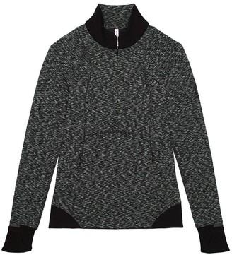 Pink Label Geneva Half-Zip Pullover