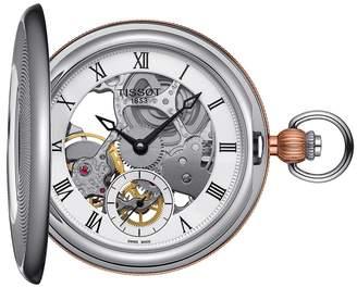 Tissot Bridgeport Mechanical Skeleton - T8594052927300 Watches