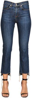 Rag & Bone Rag&bone Jean 10 Inch Stove Pipe Stretch Denim Jeans