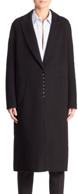 Alexander Wang Alexander Wang Double Face Wool-Blend Coat