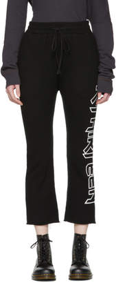 R 13 Black R-Thirteen Lounge Pants