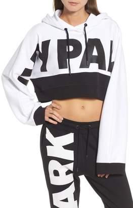Ivy Park R) Crop Hoodie