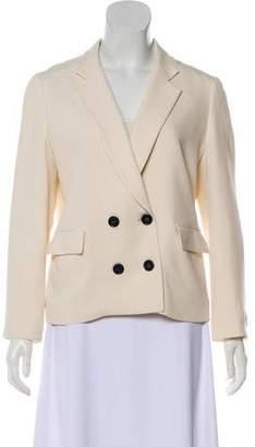 3.1 Phillip Lim Long Sleeve Silk Blazer