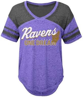 Kohl's Juniors' Baltimore Ravens Football Tee