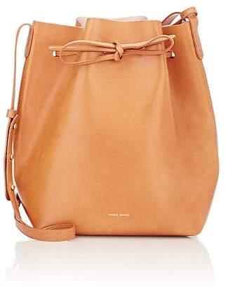 Mansur Gavriel Women's Large Bucket Bag $595 thestylecure.com