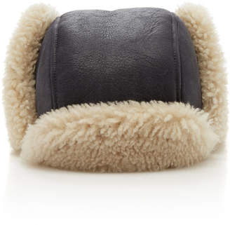 Isabel Marant Airy Shearling Hat