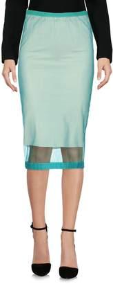 Au Jour Le Jour 3/4 length skirts