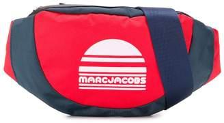 Little Marc Jacobs contrast logo belt bag