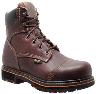 """AdTec Men 6"""" Comfort Work Boot Men Shoes"""