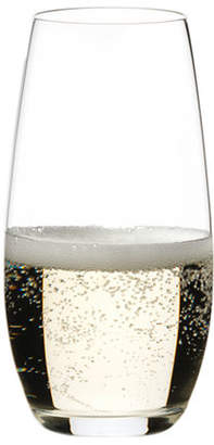 Riedel O Champagne Stemless Glasses Set of 2