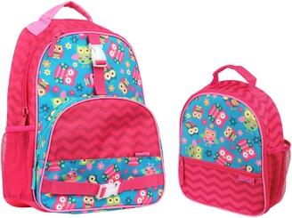 Stephen Joseph Owl Backpack & Lunchbox