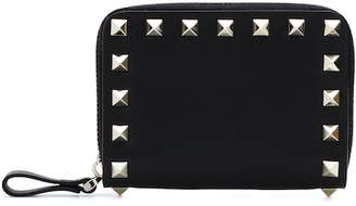 Valentino Rockstud Small leather wallet