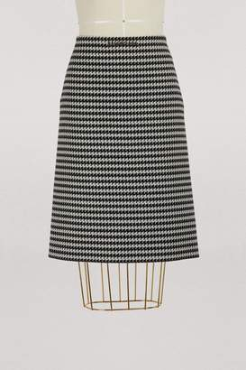 Balenciaga Midi skirt