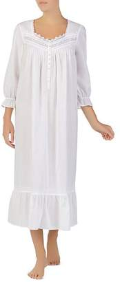 Eileen West Cotton Long Ballet Nightgown - 100% Exclusive