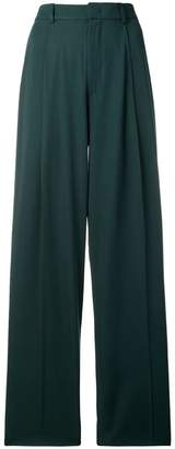 Joseph high-waisted trousers