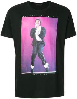 Loveless Michael Jackson print T-shirt