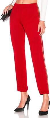 Monrow x REVOLVE Classic Rainbow Stripe Sweatpants