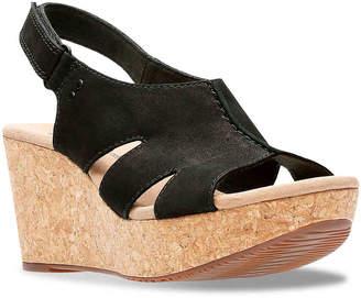 Clarks Annadel Wedge Sandal - Women's