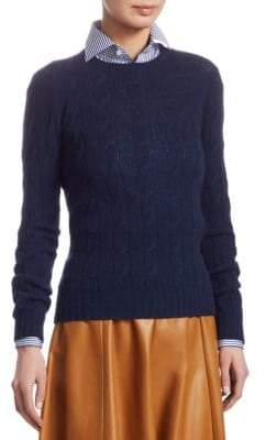 Ralph Lauren Iconic Style Long-Sleeve Sweater