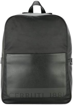 Cerruti front pocket backpack