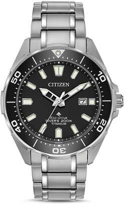 Promaster Diver Super Titanium Eco-Drive Watch, 44mm