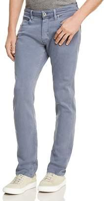 Paige Transcend Federal Slim Fit Jeans in Vintage Smokey Blue