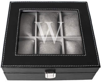 Cathy's Concepts Cathys Concepts Personalized Leatherette Watch Box